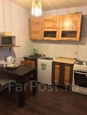1-комнатная, улица Нахимовская 35. Заводская, частное лицо, 30 кв.м. Кухня