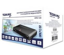 Приставка DVB-T2 Teniks DTR-126
