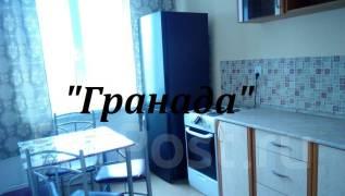 2-комнатная, улица Гульбиновича 22. Чуркин, агентство, 52 кв.м. Кухня