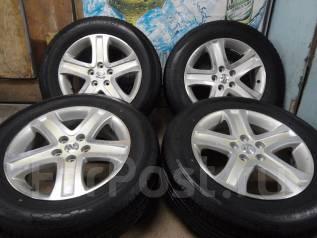 Продам Стильные колёса Suzuki Escudo+Лето Жир 225/65R17. 6.5x17 5x114.30 ET45