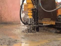 Бурение скважин на воду в трудно доступных местах.