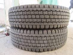 Bridgestone Blizzak Revo 969. Зимние, без шипов, 2008 год, износ: 10%, 2 шт