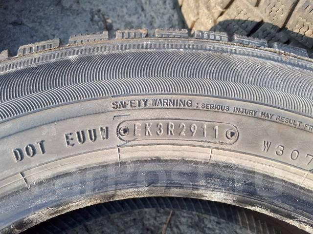 Dunlop. Зимние, без шипов, 2011 год, 10%, 4 шт