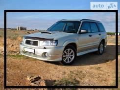 Обвес кузова аэродинамический. Subaru Forester, SG6, SG5, SG9, SG, SG69, SG9L