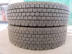 Dunlop SP 081, 225/80R17.5 LT. Зимние, без шипов, 2013 год, износ: 20%, 2 шт