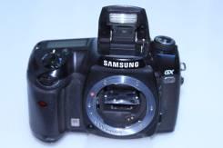 Samsung GX-20. 10 - 14.9 Мп, зум: без зума