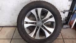Bridgestone Ice Cruiser 7000. Зимние, шипованные, 2013 год, износ: 20%, 4 шт