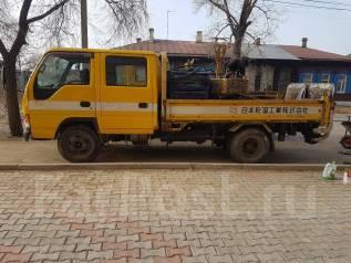 Isuzu Elf. Продам двухкабинный грузовик , 4 300 куб. см., 3 000 кг.