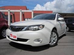 Subaru Impreza. механика, передний, 1.5, бензин, 58 958тыс. км, б/п, нет птс. Под заказ