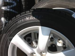Dunlop DSX-2. Зимние, без шипов, 2010 год, износ: 5%, 4 шт