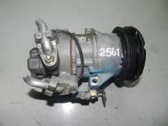 Компрессор кондиционера. Toyota Sienta, NCP85G, NCP85 Двигатель 1NZFE