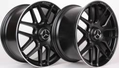 Mercedes. 8.5/9.5x18, 5x112.00, ET35/35, ЦО 66,6мм.