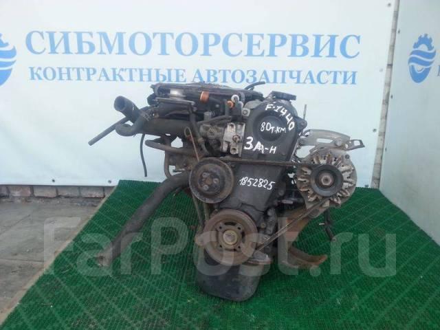 Двигатель в сборе. Toyota Corsa, AL21 Двигатель 3AHU