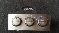 Блок управления климат-контролем. Subaru Forester, SG5 Двигатели: EJ205, EJ203, EJ202