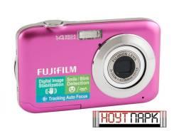 Fujifilm FinePix JV200. 10 - 14.9 Мп, зум: 3х