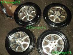 """Комплект сток колес Toyota с хорошей зимой 195/65 R14. 6.0x14"""" 5x100.00 ET45"""