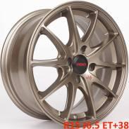 Новые! Rays G25 R15 J6.5 ET+38 4X100 бронза [2859]. 6.5x15, 4x100.00, ET38, ЦО 73,1мм.