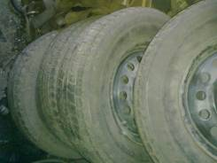 Колеса (шины) зимние не шип. Bridgestone Blizzak MZ-03 215/70R15 5-112