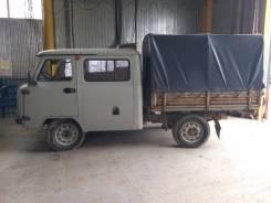 УАЗ 39094 Фермер. Продаётся УАЗ Фермер, 2 700 куб. см., 1 500 кг.