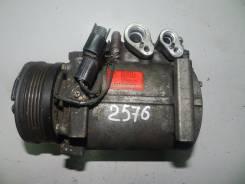 Компрессор кондиционера. Mitsubishi Eterna, E74A, E53A, E72A, E64A, E84A, E52A, E54A Mitsubishi Galant, E52A, E84A, E64A, E72A, E74A, E53A, E54A Mitsu...