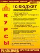 Профстандарт Бухгалтер. Курсы 1С: Бюджет Ивантеевка - Пушкино - Щелково
