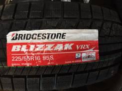 Bridgestone. Зимние, без шипов, 2016 год, без износа, 4 шт
