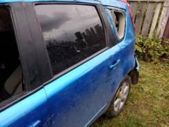 Дверь боковая. Nissan Note, E11, NE11 Двигатели: HR15DE, XH1, CR14DE