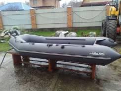 Мастер лодок Аква 3200 СК. Год: 2016 год, длина 3 200,00м., двигатель без двигателя