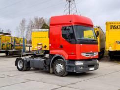 Renault Premium. Седельный тягач 420 2005 г/в, 11 116 куб. см., 12 223 кг.