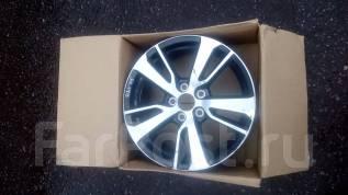 Toyota. 7.0x17, 5x114.30, ET39, ЦО 67,1мм.
