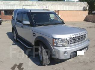 Land Rover Discovery. автомат, 4wd, 2.7 (190 л.с.), дизель, 150 000 тыс. км