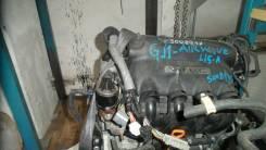 Двигатель в сборе. Honda Mobilio, LA-GB2, LA-GB1, UA-GB1 Honda Fit, LA-GD3, LA-GD4, GD3, UA-GD3 Honda Mobilio Spike, LA-GK1, LA-GK2 Двигатель L15A