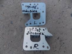 Крепление автомагнитолы. Toyota Caldina, ST195, ST195G