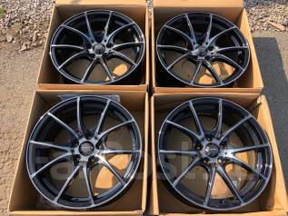 Weds Sport SA-10R. 8.5x18, 5x100.00, ET45, ЦО 72,0мм.