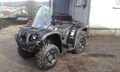 Stels ATV 600Y Leopard. исправен, есть птс, с пробегом