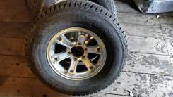 Продам колёса Prado/Surf/Pajero. Зима/Yokohama/Шипы. x16 6x139.70