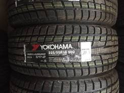 Yokohama Geolandar I/T-S G073. Зимние, без шипов, 2016 год, без износа, 4 шт