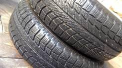 Michelin Maxi Ice. Зимние, без шипов, 2010 год, износ: 10%, 2 шт