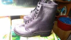 Ботинки для женщины-инвалида, сделаны на заказ, размер 35-36, отдам