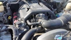 Двигатель в сборе. Isuzu VehiCross, UGS25DW Двигатель 6VD1