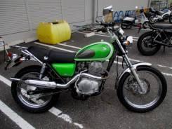 Honda CL400. 400 куб. см., исправен, птс, без пробега
