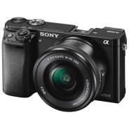Sony Alpha ILCE-6000 Kit. 20 и более Мп