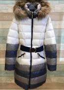 Пальто-пуховики. Рост: 110-116, 134-140, 146-152 см