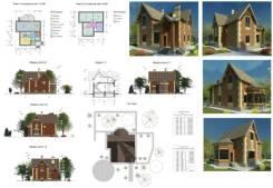 Выполнение чертежей, дизайн интерьера и экстерьера
