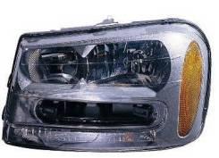 Фара левая производство США Chevrolet Trailblazer