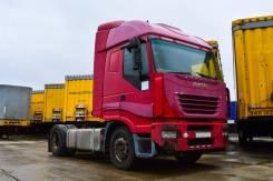 Iveco Stralis. Седельный тягач 2002 г. в., 10 308 куб. см., 10 500 кг.