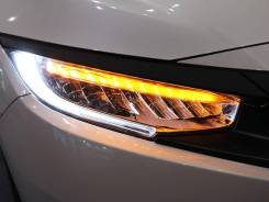 Фары (Тюнинг Комплект) . Honda Civic (FC/FK) 2016-2017.