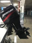 Mercury. 90,00л.с., 2-тактный, бензиновый, нога L (508 мм), Год: 2005 год