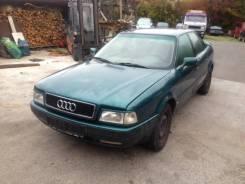 Стекло боковой двери Audi 80 (B4) 1991-1994, левое переднее