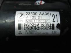 Стартер. Subaru Legacy, BD5, BE5, BG5, BH5 Двигатели: EJ206, EJ20H